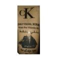 CK DAILY FACIAL  SCRUB ( PEACH)